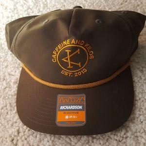 Caffeine and kilos Hat